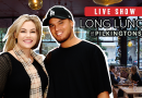 Stan Walker and Lee Anne Wann – Red Carpet TV LIVE SHOW