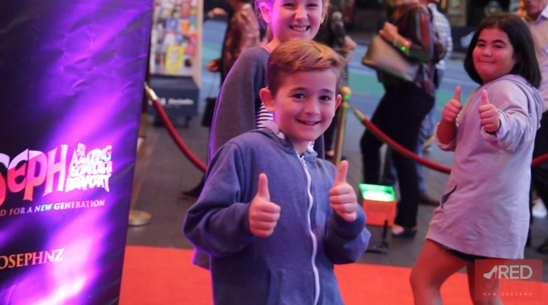 Joseph and the Amazing Technicolor Dreamcoat – Red Carpet Gala