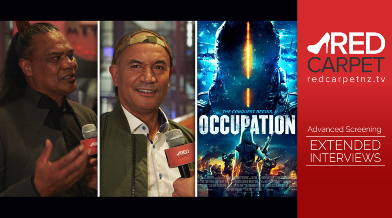 """""""OCCUPATION"""" Advanced Screening: Extended Interviews"""