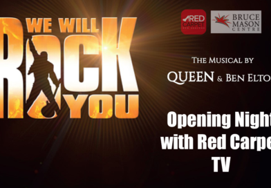 'We Will Rock You' – Opening Night at the Bruce Mason Centre