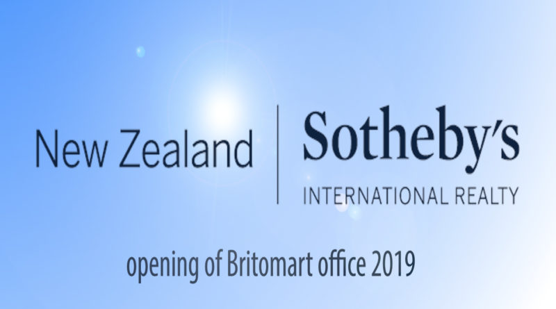 NZ Sotheby's International Realty opening of Britomart office 2019