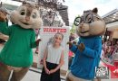 NZ Premiere of Alvin and the Chipmunks, The Road Chip